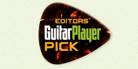 Guitar Player Editor's Pick