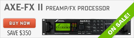 Purchase the Axe-Fx II