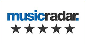Music Radar - FIVE STARS!