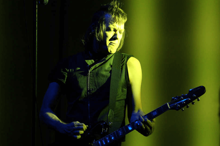 Robin Finck: Driving Nine Inch Nails with a Nineteen-Inch Axe-Fx II ...