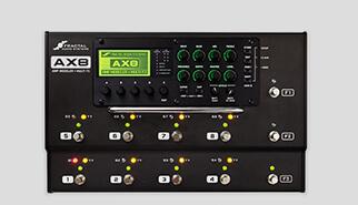 AX8-kicker