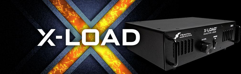 X-Load LB-2 Reactive Load Box for Guitar Amps