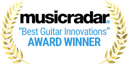 Music Radar Best Guitar Innovations 2018 Winner