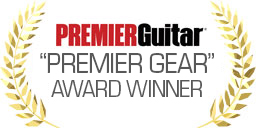 Premier Guitar Premier Gear 2018 Award Winner