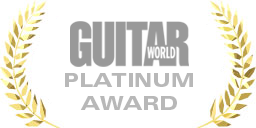 Guitar World Platinum Award