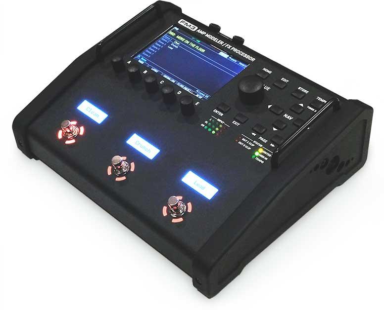 FM3 Amp Modeler Multi-Effects Floor Unit