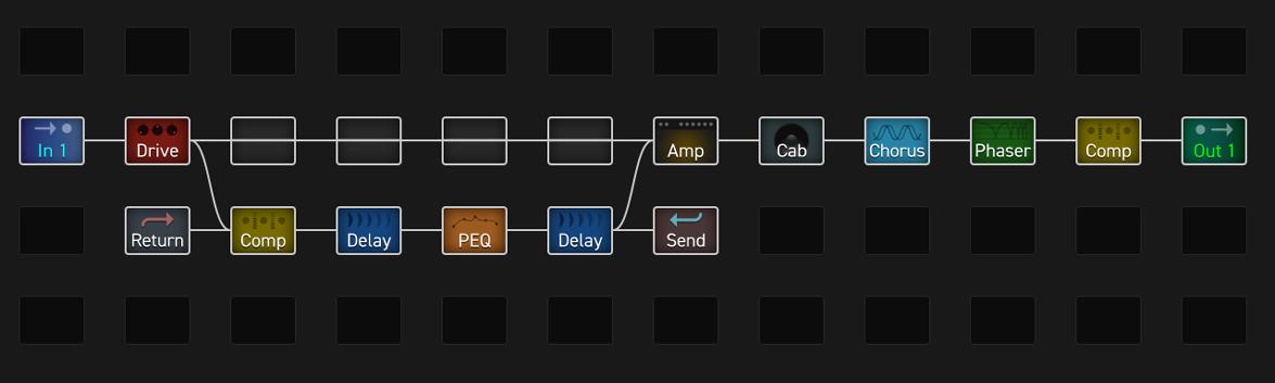FM3 Preset Grid Example