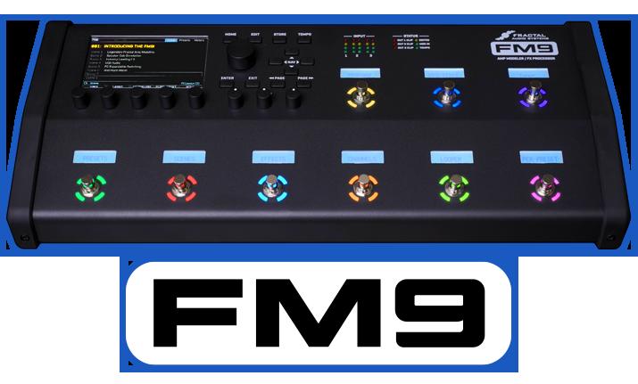 FM9 Amp Modeler FX Processor Floor Unit