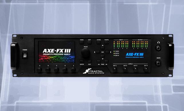 Axe-Fx III
